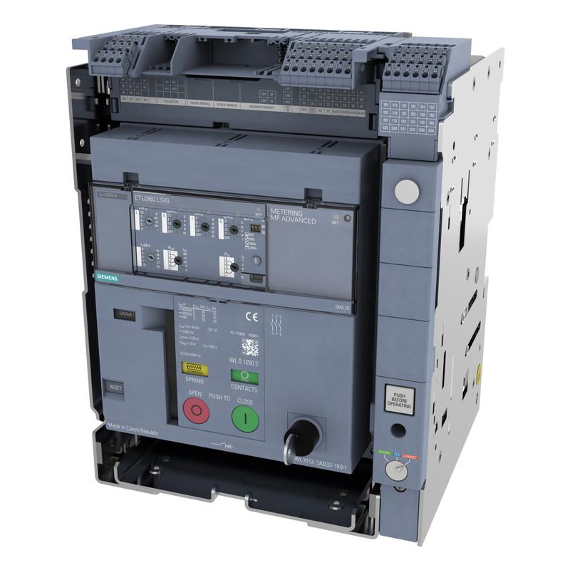 Siemens 西門子 斷路器 3WL10