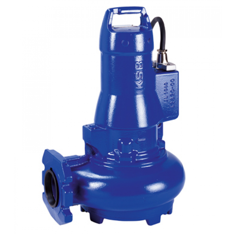 KSB 凱士比 潛水泵 Amarex N - S 50-172 / 012 YLG 160